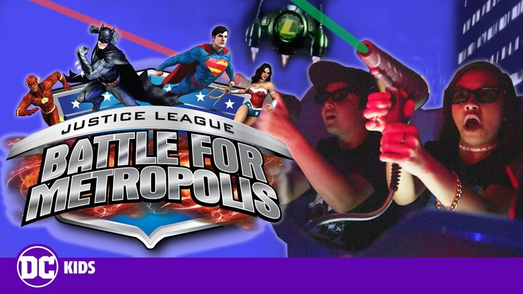 DC Kids Ep124, JL Ride