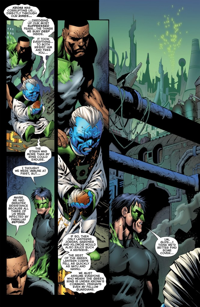 War of the Green Lanterns Ganthet Hand2